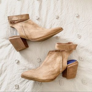 Jeffrey Campbell x Free People Ankle Boots